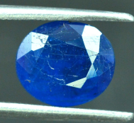 Super Quality 1.60 cts Round Cut Rare Sapphire Blue Natural AFGHANITE Gemstone ~ 9 x 8 x 4mm