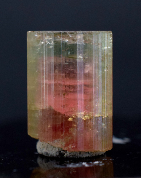 Natural Tourmaline Crystal from Afghanistan - 48.75 carats- 20*15*14 mm