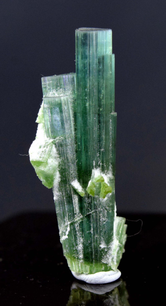 Natural Tourmaline Crystal from Afghanistan - 33.25 cts , 40*15*10 mm