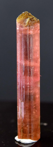 MP01-428 , 17.40 cts Terminated Rubelite Pink Tourmaline Crystal from Paprok - 38*07*06 mm