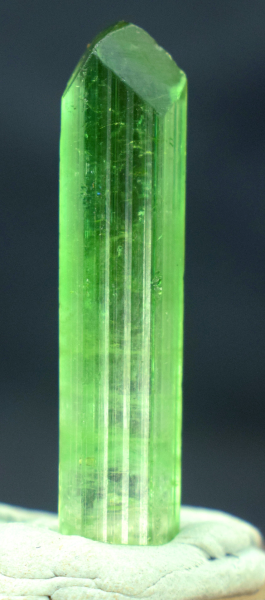 Natural Tourmaline Crystal from Mawi Pegament Afghanistan - 15.05 cts- 30*07*07 mm