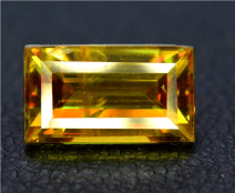 Sphene Gemstone , Titanite Gemstone - 2.40 cts , 09*05*04 mm