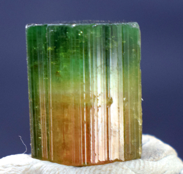 Tourmaline Crystal , Watermelon Tourmaline - 21.70 cts , 15*13*10 mm