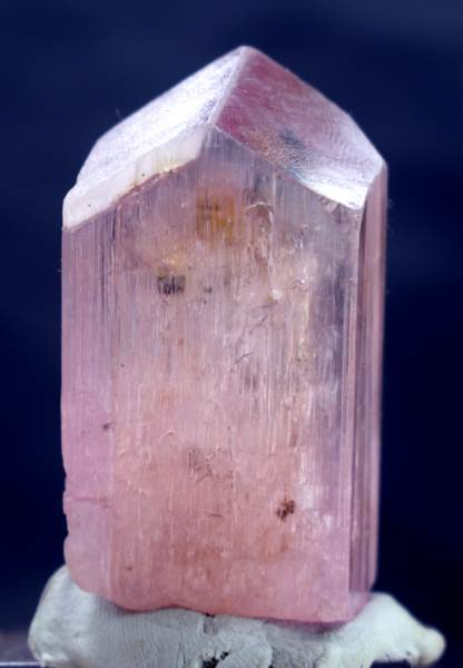 Kunzite Crystal , Natural Pink Kunzite Stone from Afghanistan - 84 Gram , 59*30*22 mm