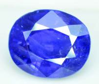 Certified 1.43 cts Natural Oval Cut Sapphire Gemstone