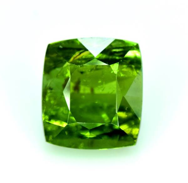 Tourmaline Gemstone , Mint Green Tourmaline Cut Stone , Natural Tourmaline Stone from Afghanistan - 3.40 carats , 08*07*05 mm