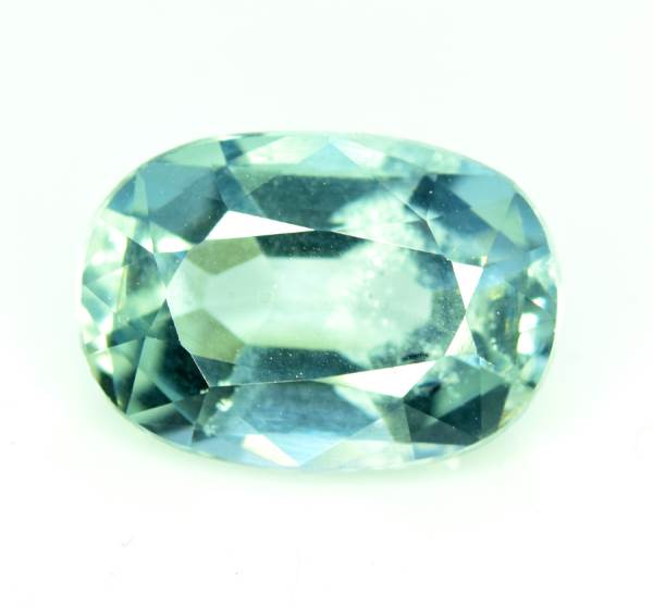 Aquamarine Gemstone , Natural Aquamarine Cut Stone  - 2.50 cts , 10*07*05 mm