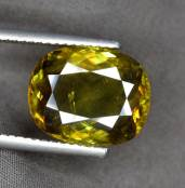 Natural Sphene Gemstone  - 10.30 cts , 15*12*06 mm