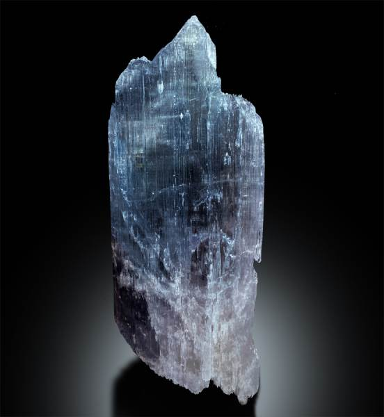 Natural Kunzite Crystal From Nuristan Afghanistan - 1746 g , 255*110*35 mm